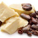 Kakao buter, dobra strana čokolade